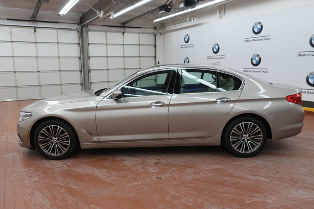 2017 Used Bmw 5 Series 540i At United Bmw Serving Atlanta