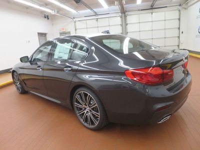 2017 BMW 5 Series 540i Sedan - Click to see full-size photo viewer
