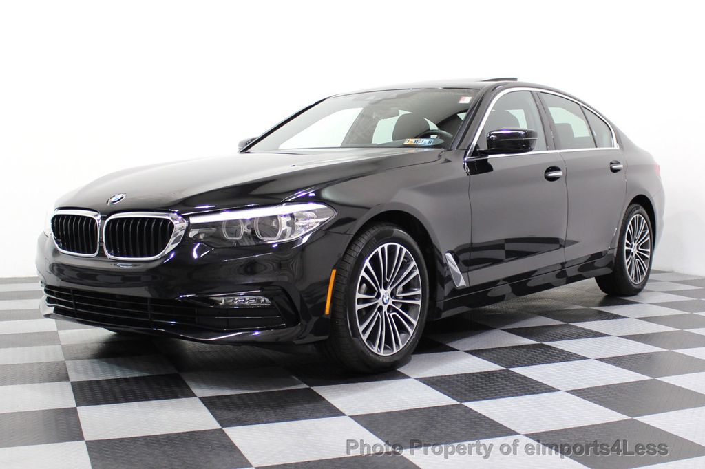 2017 BMW 5 Series CERTIFIED 530i xDRIVE Sport Line AWD Driver Assist PLUS NAV - 17517064 - 14