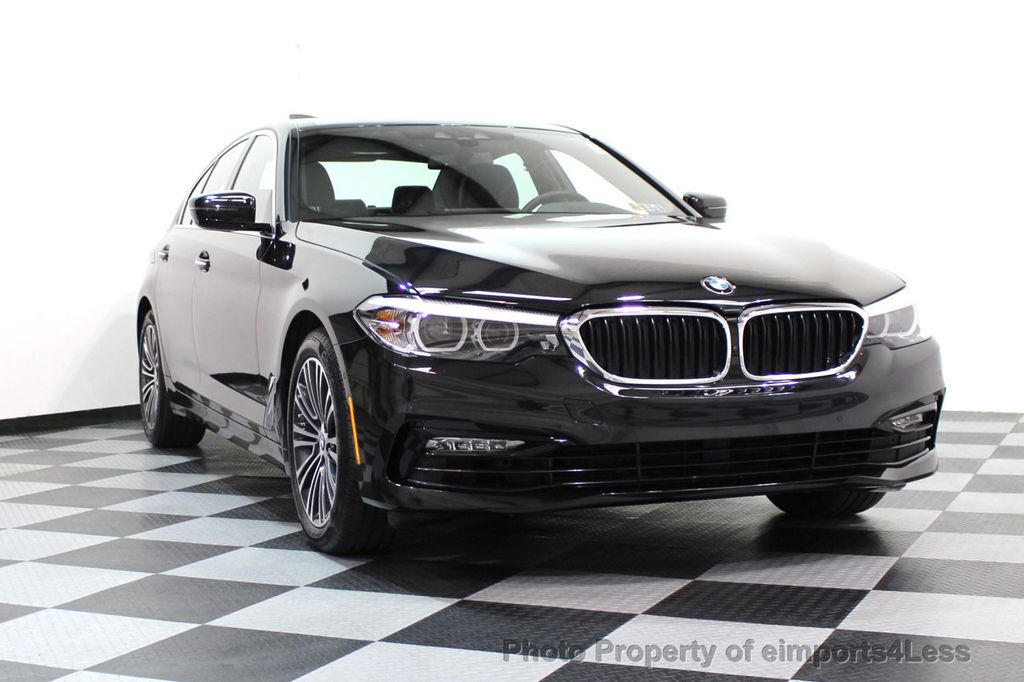 2017 BMW 5 Series CERTIFIED 530i xDRIVE Sport Line AWD Driver Assist PLUS NAV - 17517064 - 15