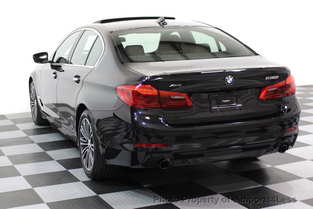 2017 BMW 5 Series CERTIFIED 530i xDRIVE Sport Line AWD Driver Assist PLUS NAV - 17517064 - 2