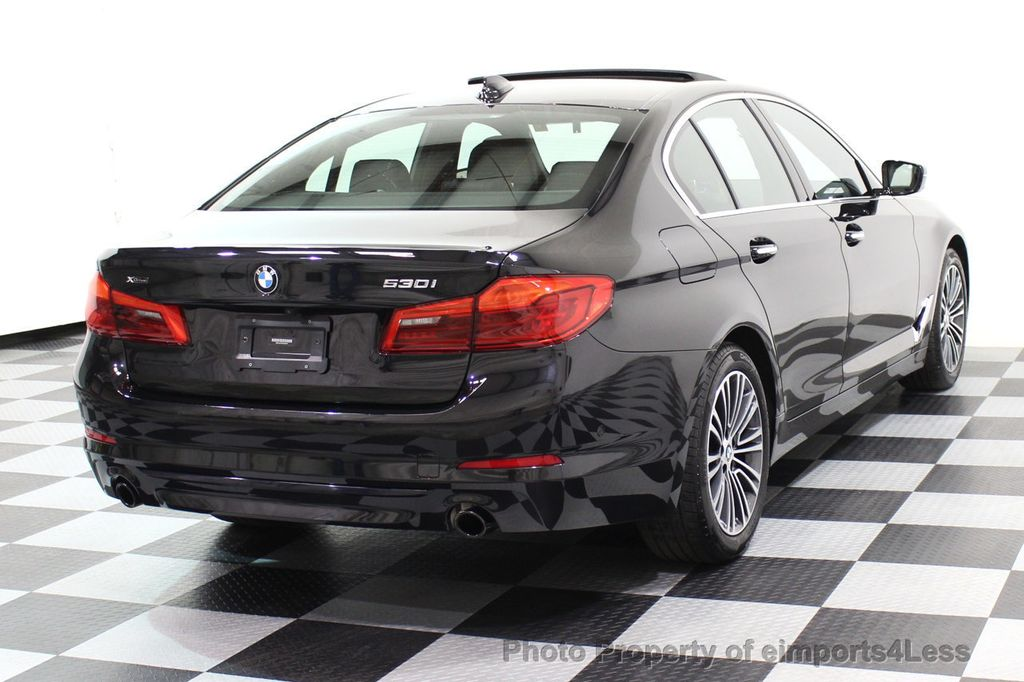 2017 BMW 5 Series CERTIFIED 530i xDRIVE Sport Line AWD Driver Assist PLUS NAV - 17517064 - 3