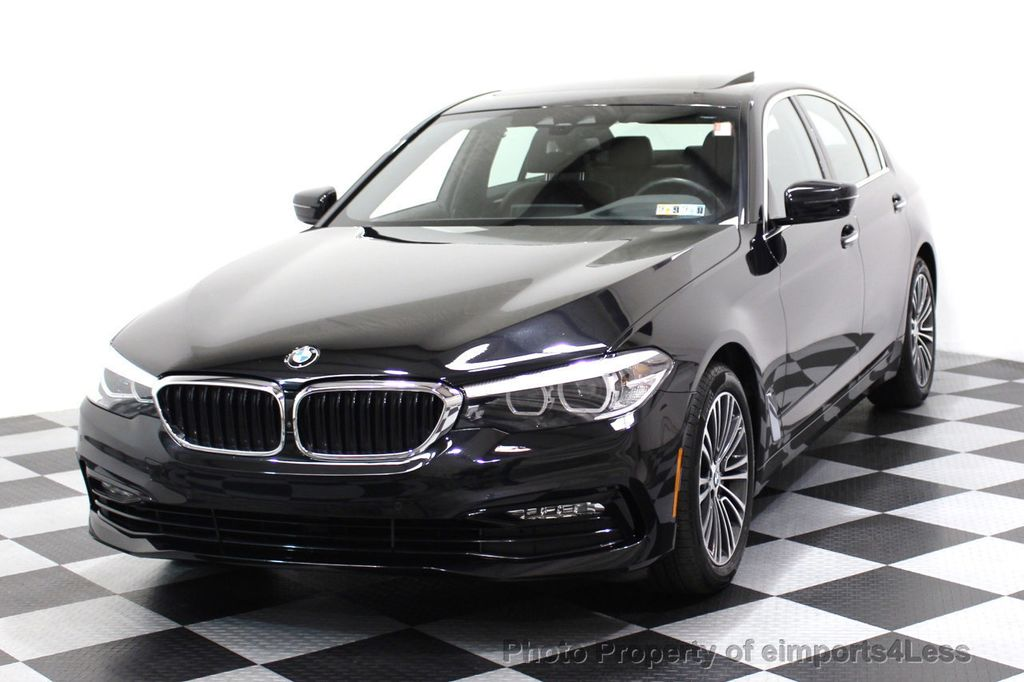 2017 BMW 5 Series CERTIFIED 530i xDRIVE Sport Line AWD Driver Assist PLUS NAV - 17517064 - 39