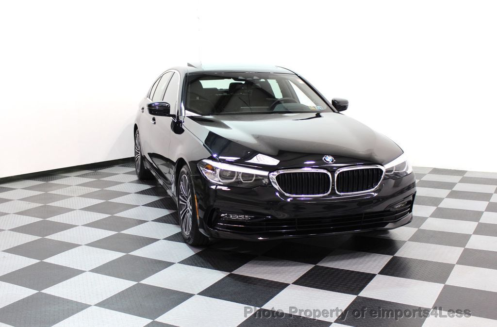 2017 BMW 5 Series CERTIFIED 530i xDRIVE Sport Line AWD Driver Assist PLUS NAV - 17517064 - 40