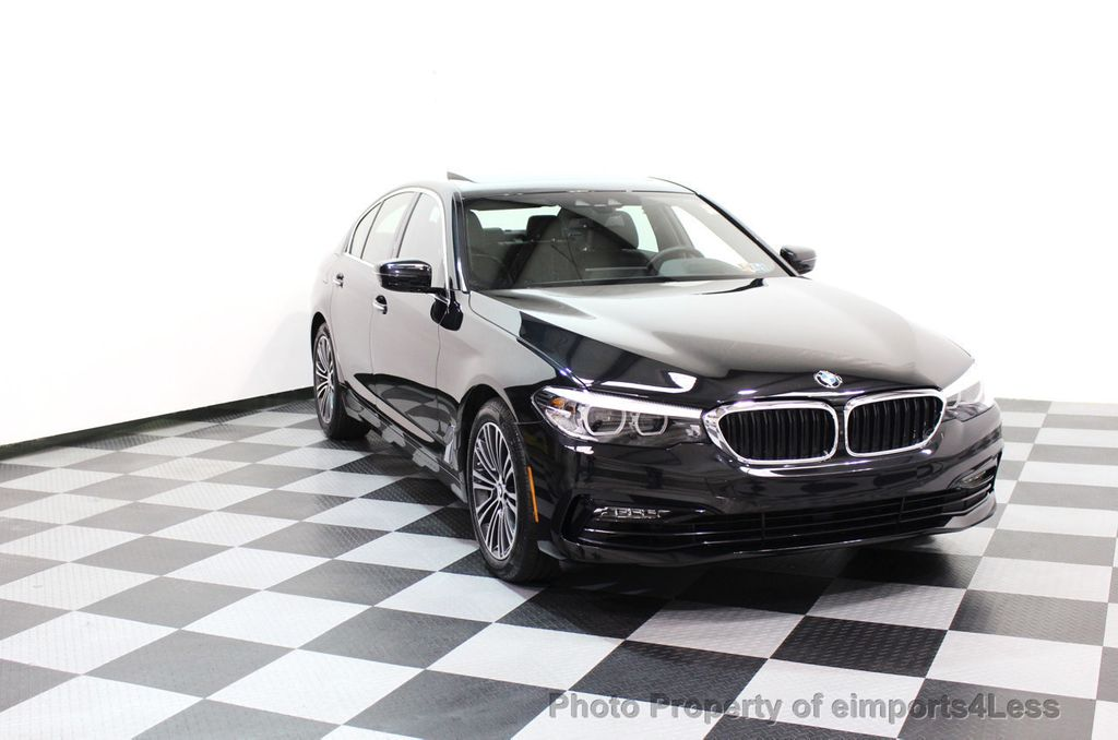 2017 BMW 5 Series CERTIFIED 530i xDRIVE Sport Line AWD Driver Assist PLUS NAV - 17517064 - 54