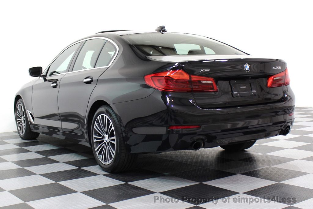 2017 BMW 5 Series CERTIFIED 530i xDRIVE Sport Line AWD Driver Assist PLUS NAV - 17517064 - 65