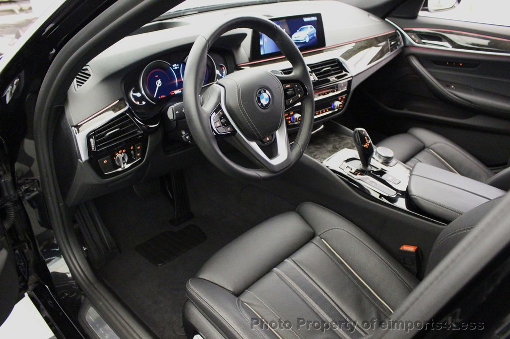 2017 BMW 5 Series CERTIFIED 530i xDRIVE Sport Line AWD Driver Assist PLUS NAV - 17517064 - 7