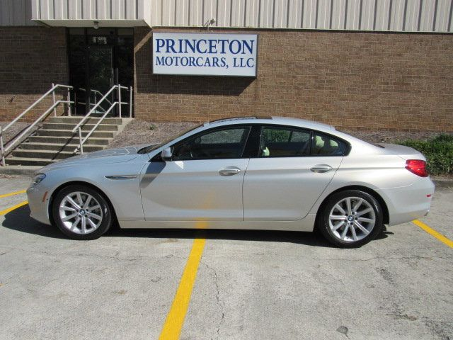 2017 BMW 6 Series >> 2017 Used Bmw 6 Series 640i Gran Coupe At Princeton Motorcars Llc Serving Marietta Ga Iid 19382650