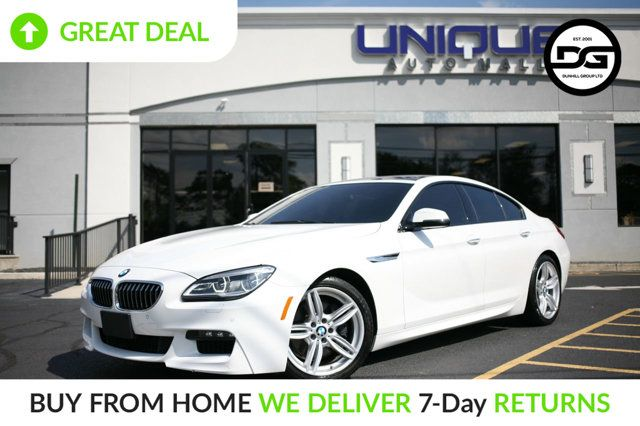 2017 BMW 6 Series >> 2017 Used Bmw 6 Series 640i Xdrive Gran Coupe At Unique Auto Mall Serving South Amboy Nj Iid 19384276