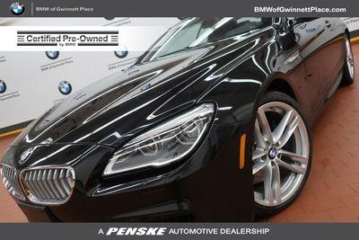 2017 BMW 6 Series 650i Convertible