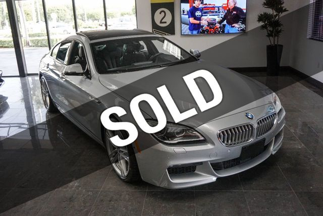 2017 used bmw 6 series 650i xdrive gran coupe at the garage inc serving miami fl iid 17044046. Black Bedroom Furniture Sets. Home Design Ideas