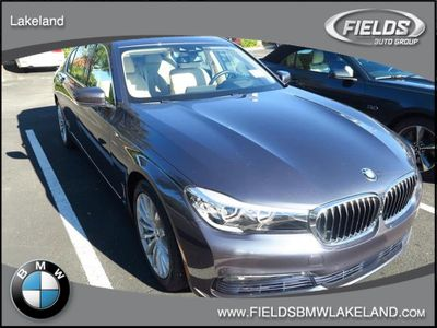 2017 BMW 7 Series - WBA7E4C57HGU99586