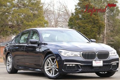 2017 BMW 7 Series 750i xDrive - Click to see full-size photo viewer