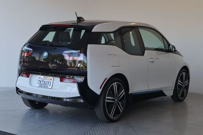 2017 BMW i3 94 Ah Sedan - Click to see full-size photo viewer