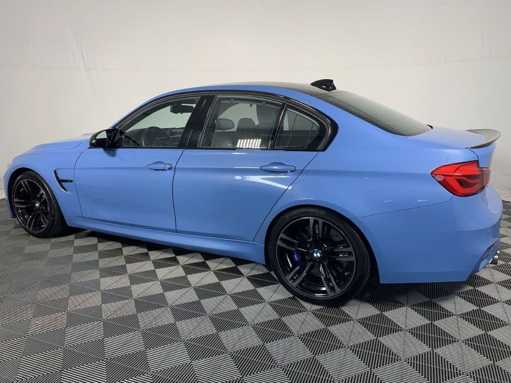 2017 Bmw M3 Sedan For Sale Red Bank Nj 56 998 Motorcar Com