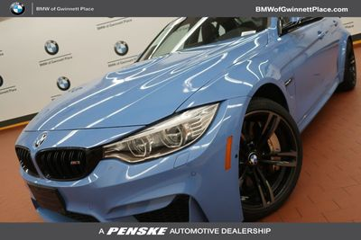 2017 BMW M3 4DR SDN Sedan
