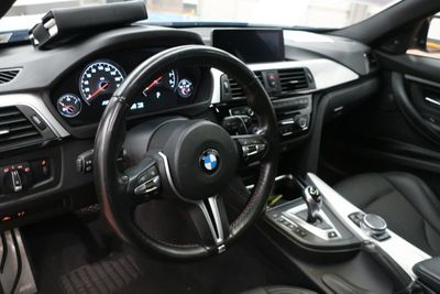 2017 BMW M3 4DR SDN Sedan - Click to see full-size photo viewer