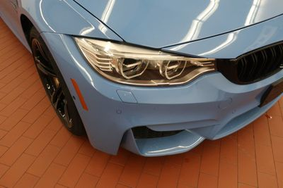 2017 BMW M3  Sedan - Click to see full-size photo viewer