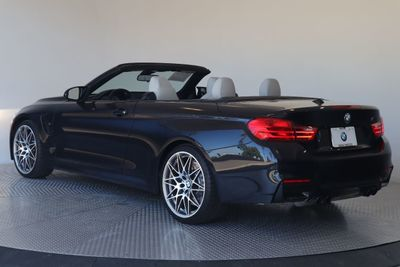 2017 BMW M4 Base Convertible - Click to see full-size photo viewer