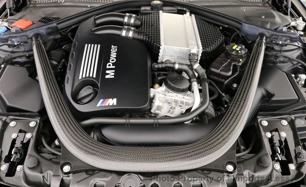 2017 bmw m4 engine