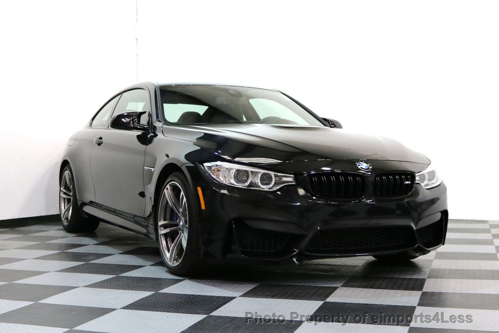 2017 used bmw m4 certified m4 coupe 6 speed manual trans at
