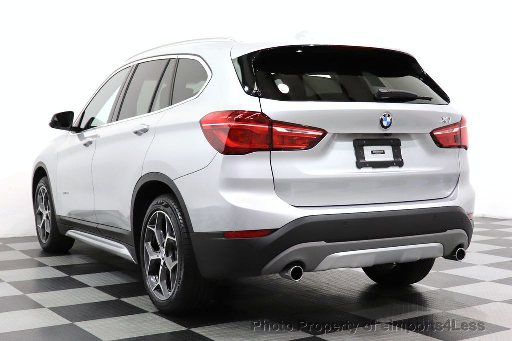 2017 BMW X1 CERTIFIED X1 xDrive28i AWD TECH LUX DRIVER ASSIST PLUS - 18373065 - 16