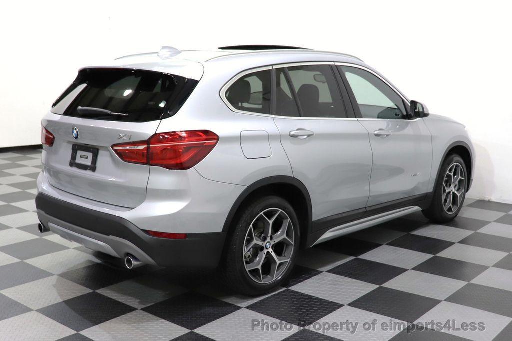 2017 BMW X1 CERTIFIED X1 xDrive28i AWD TECH LUX DRIVER ASSIST PLUS - 18373065 - 18