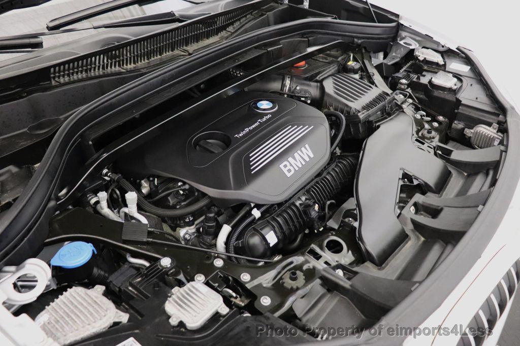2017 BMW X1 CERTIFIED X1 xDrive28i AWD TECH LUX DRIVER ASSIST PLUS - 18373065 - 21