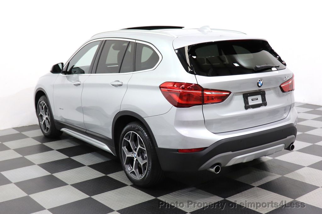 2017 BMW X1 CERTIFIED X1 xDrive28i AWD TECH LUX DRIVER ASSIST PLUS - 18373065 - 2