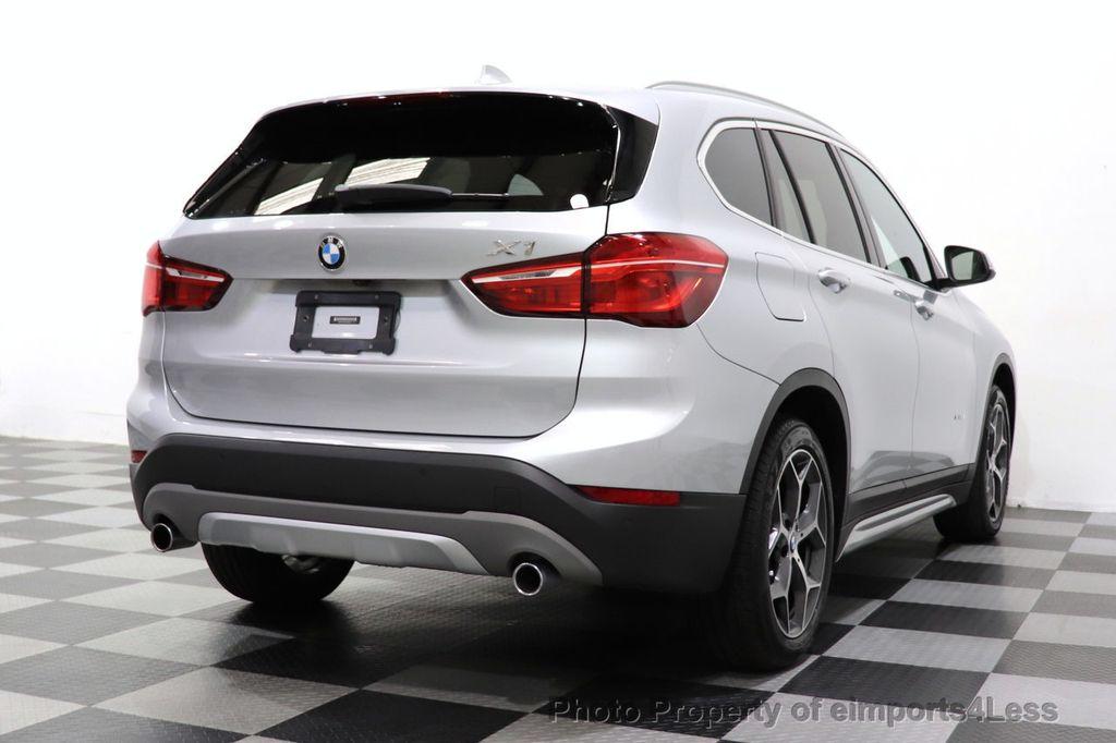 2017 BMW X1 CERTIFIED X1 xDrive28i AWD TECH LUX DRIVER ASSIST PLUS - 18373065 - 33