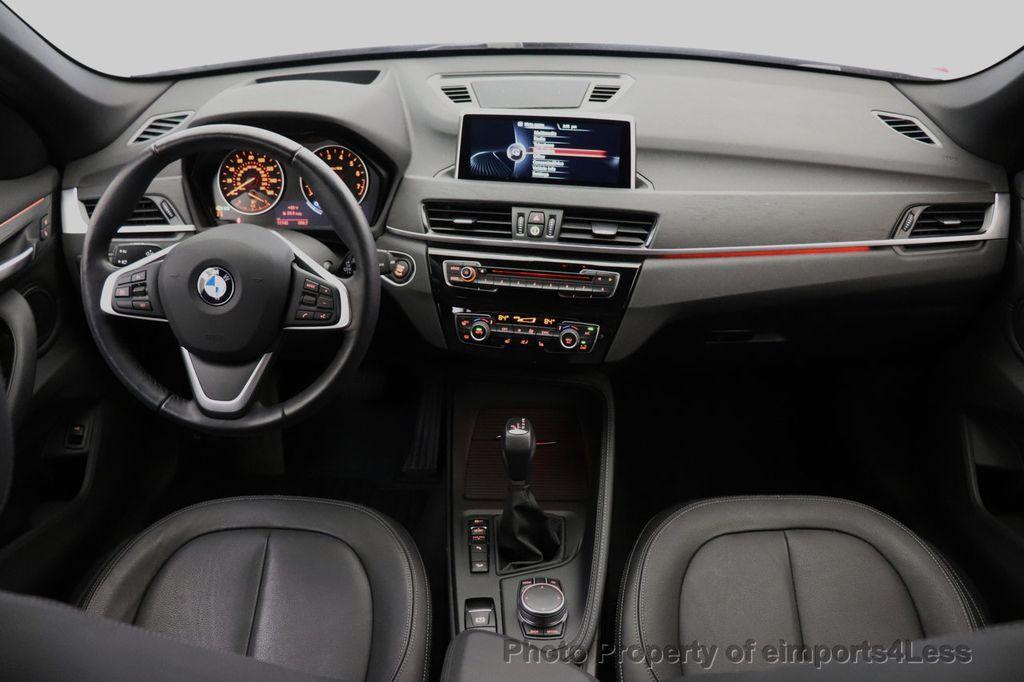 2017 BMW X1 CERTIFIED X1 xDrive28i AWD TECH LUX DRIVER ASSIST PLUS - 18373065 - 35