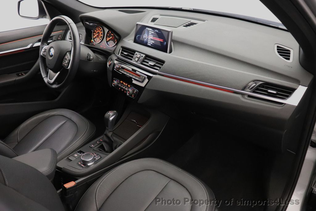 2017 BMW X1 CERTIFIED X1 xDrive28i AWD TECH LUX DRIVER ASSIST PLUS - 18373065 - 36