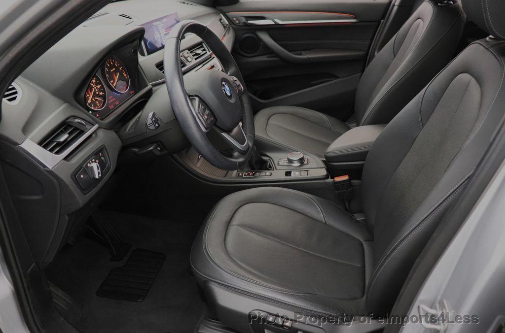 2017 BMW X1 CERTIFIED X1 xDrive28i AWD TECH LUX DRIVER ASSIST PLUS - 18373065 - 39