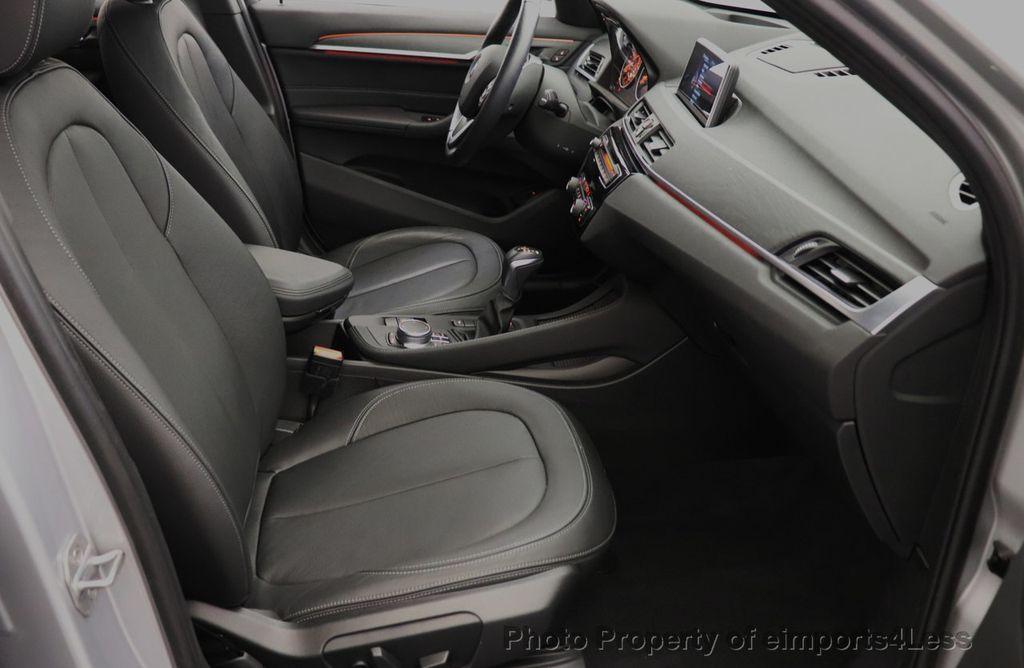 2017 BMW X1 CERTIFIED X1 xDrive28i AWD TECH LUX DRIVER ASSIST PLUS - 18373065 - 40