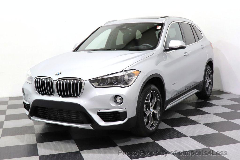 2017 BMW X1 CERTIFIED X1 xDrive28i AWD TECH LUX DRIVER ASSIST PLUS - 18373065 - 45