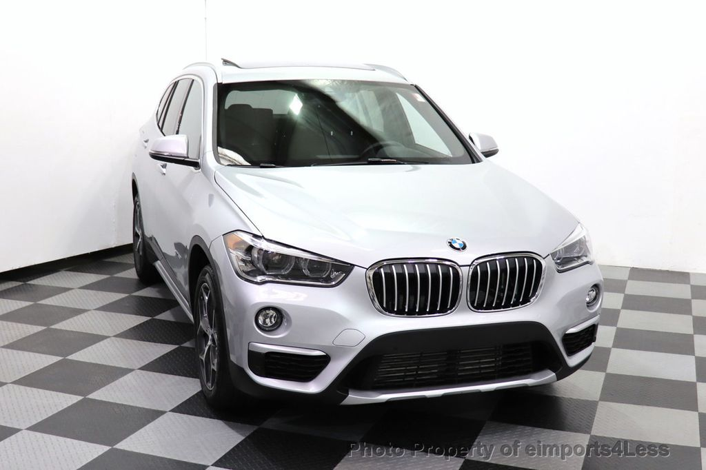 2017 BMW X1 CERTIFIED X1 xDrive28i AWD TECH LUX DRIVER ASSIST PLUS - 18373065 - 46