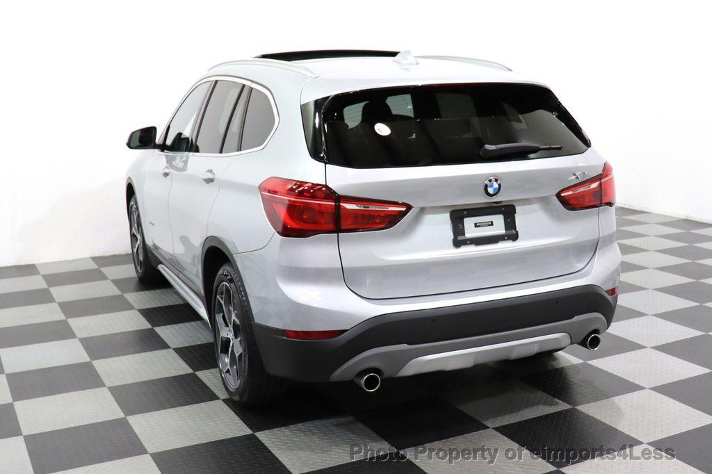 2017 BMW X1 CERTIFIED X1 xDrive28i AWD TECH LUX DRIVER ASSIST PLUS - 18373065 - 47