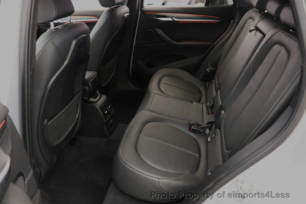 2017 BMW X1 CERTIFIED X1 xDrive28i AWD TECH LUX DRIVER ASSIST PLUS - 18373065 - 51