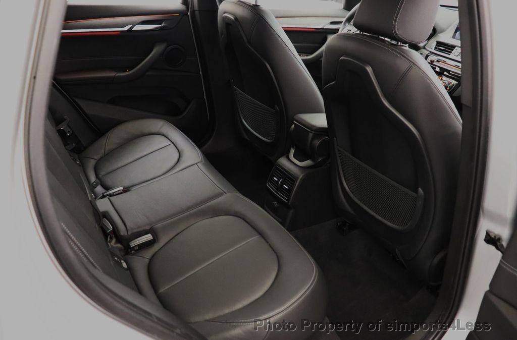 2017 BMW X1 CERTIFIED X1 xDrive28i AWD TECH LUX DRIVER ASSIST PLUS - 18373065 - 52