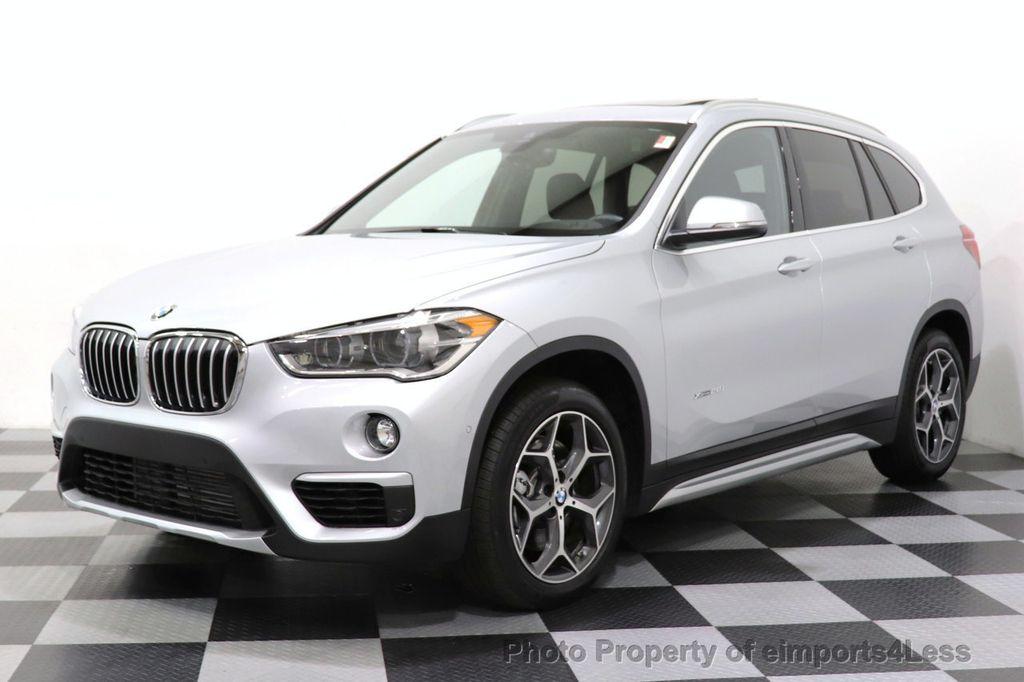 2017 BMW X1 CERTIFIED X1 xDrive28i AWD TECH LUX DRIVER ASSIST PLUS - 18373065 - 53