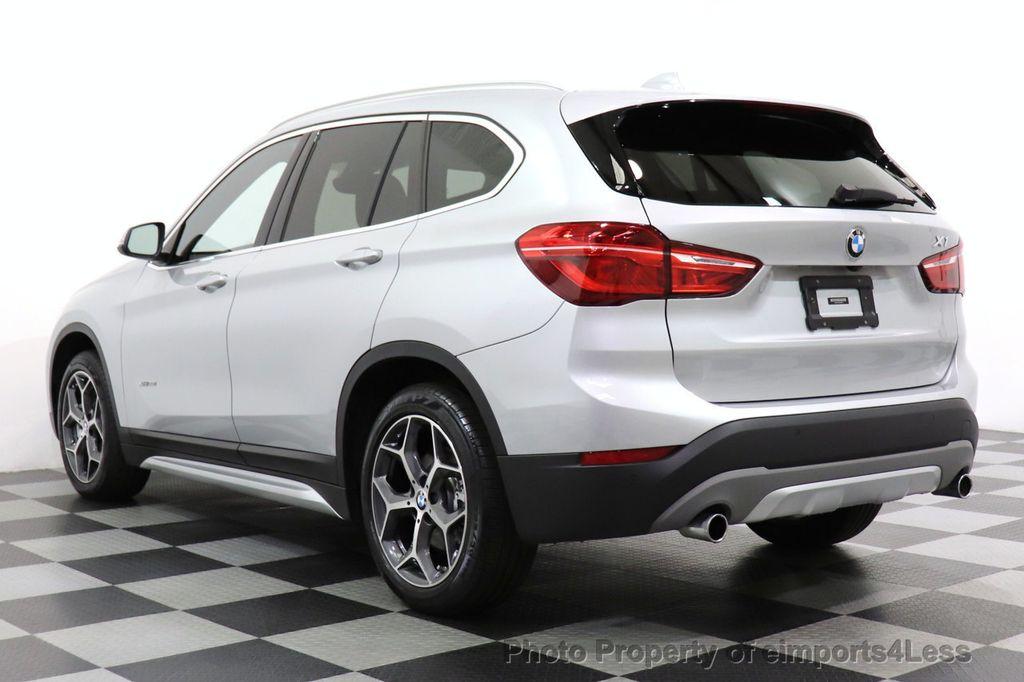 2017 BMW X1 CERTIFIED X1 xDrive28i AWD TECH LUX DRIVER ASSIST PLUS - 18373065 - 54