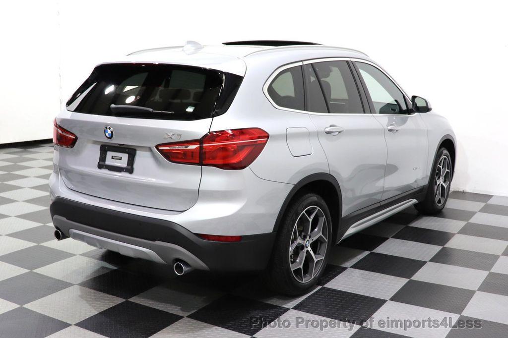 2017 BMW X1 CERTIFIED X1 xDrive28i AWD TECH LUX DRIVER ASSIST PLUS - 18373065 - 55