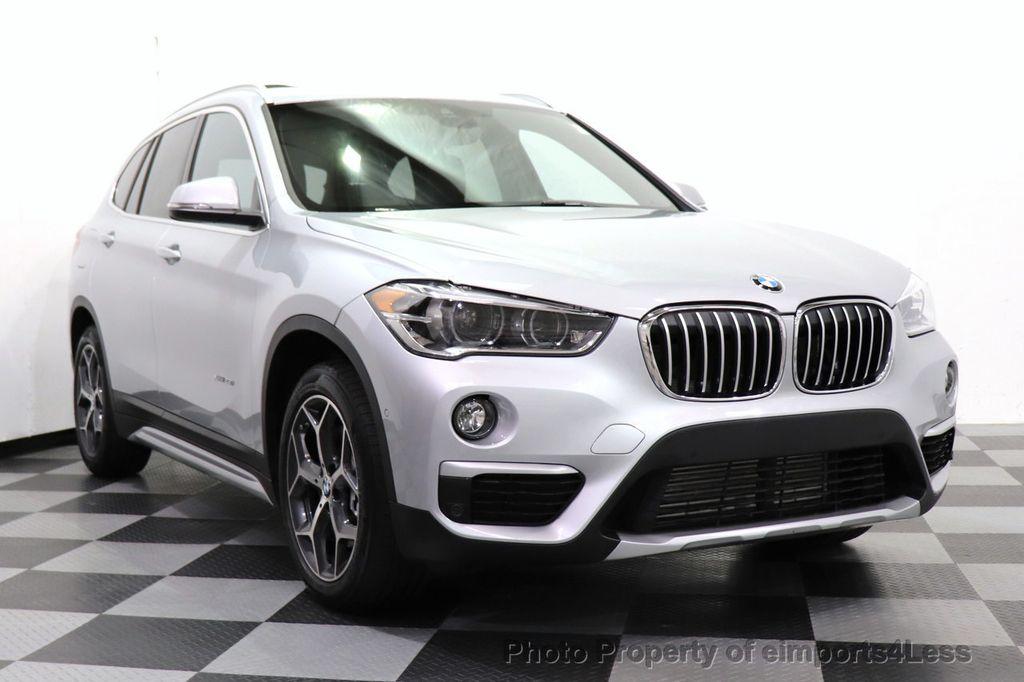 2017 BMW X1 CERTIFIED X1 xDrive28i AWD TECH LUX DRIVER ASSIST PLUS - 18373065 - 56