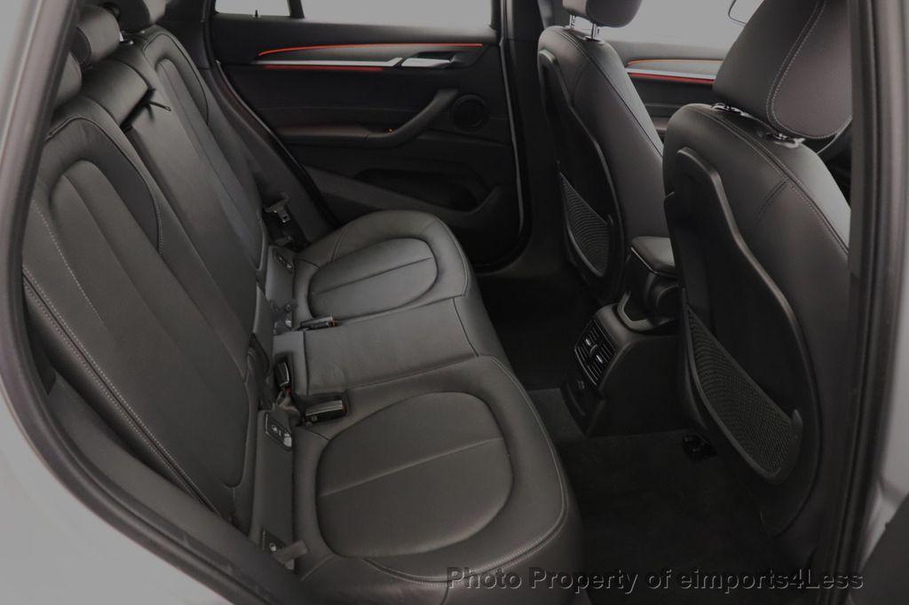2017 BMW X1 CERTIFIED X1 xDrive28i AWD TECH LUX DRIVER ASSIST PLUS - 18373065 - 8
