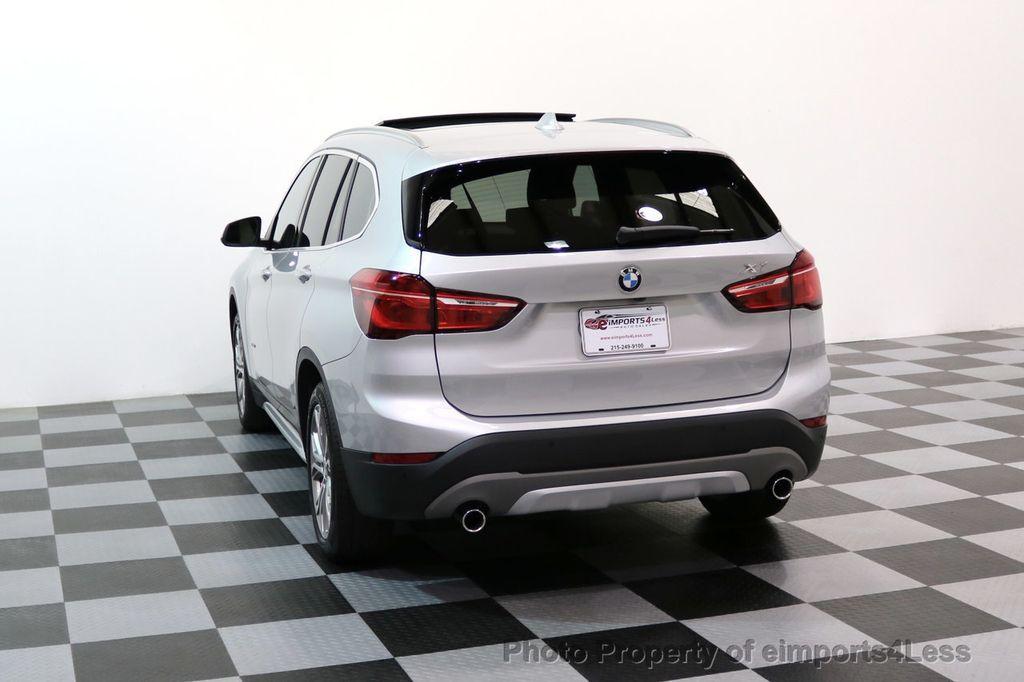 2017 BMW X1 CERTIFIED X1 xDRIVE XLINE AWD CAMERA PANO NAVIGATION - 17613061 - 16