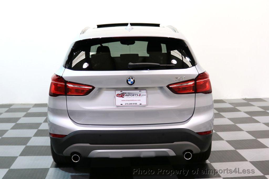 2017 BMW X1 CERTIFIED X1 xDRIVE XLINE AWD CAMERA PANO NAVIGATION - 17613061 - 17