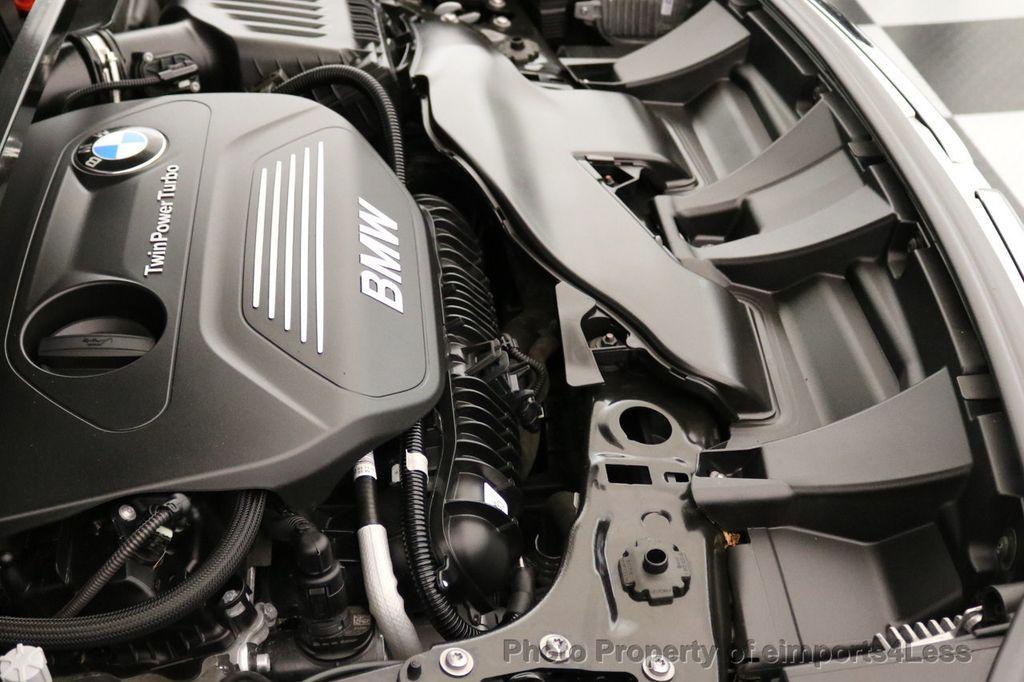 2017 BMW X1 CERTIFIED X1 xDRIVE XLINE AWD CAMERA PANO NAVIGATION - 17613061 - 20