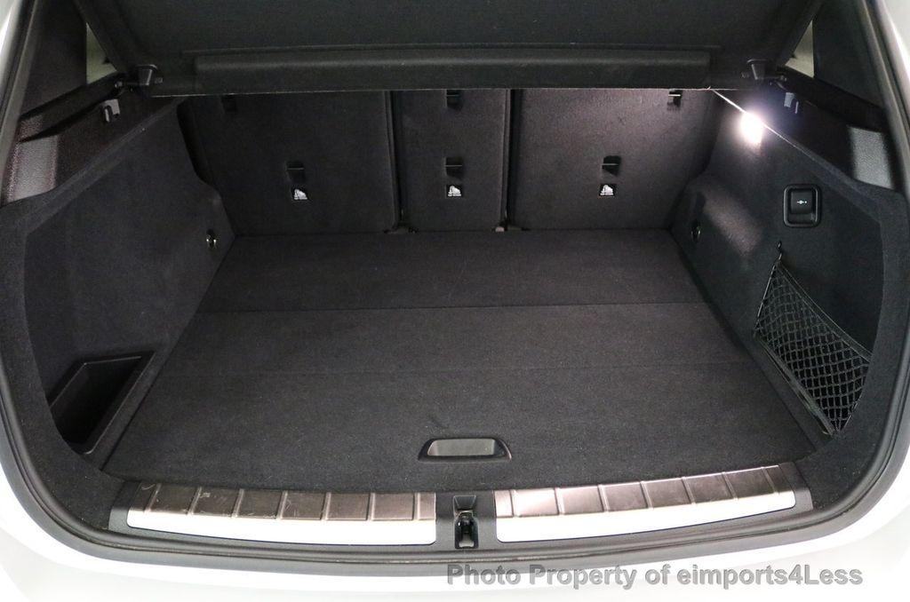 2017 BMW X1 CERTIFIED X1 xDRIVE XLINE AWD CAMERA PANO NAVIGATION - 17613061 - 22