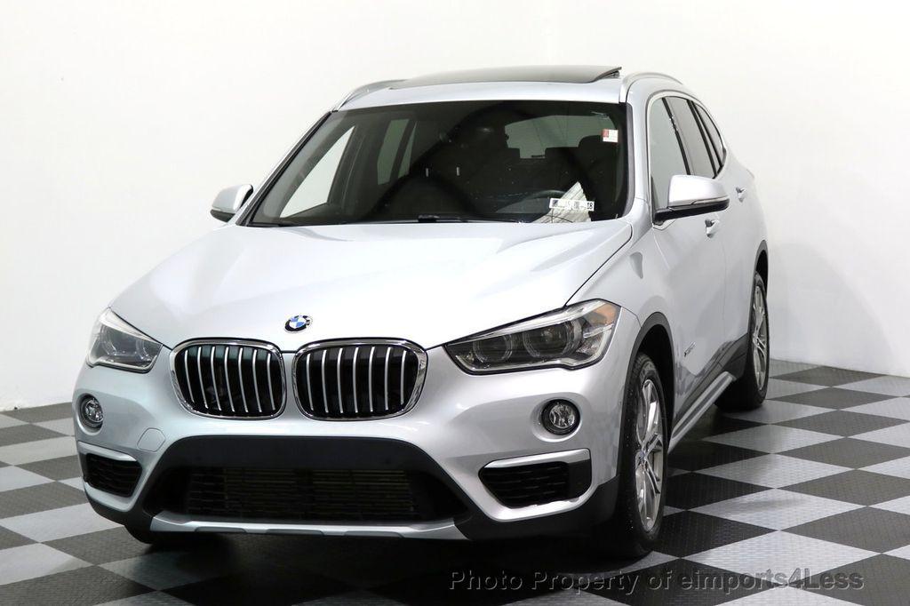 2017 BMW X1 CERTIFIED X1 xDRIVE XLINE AWD CAMERA PANO NAVIGATION - 17613061 - 28