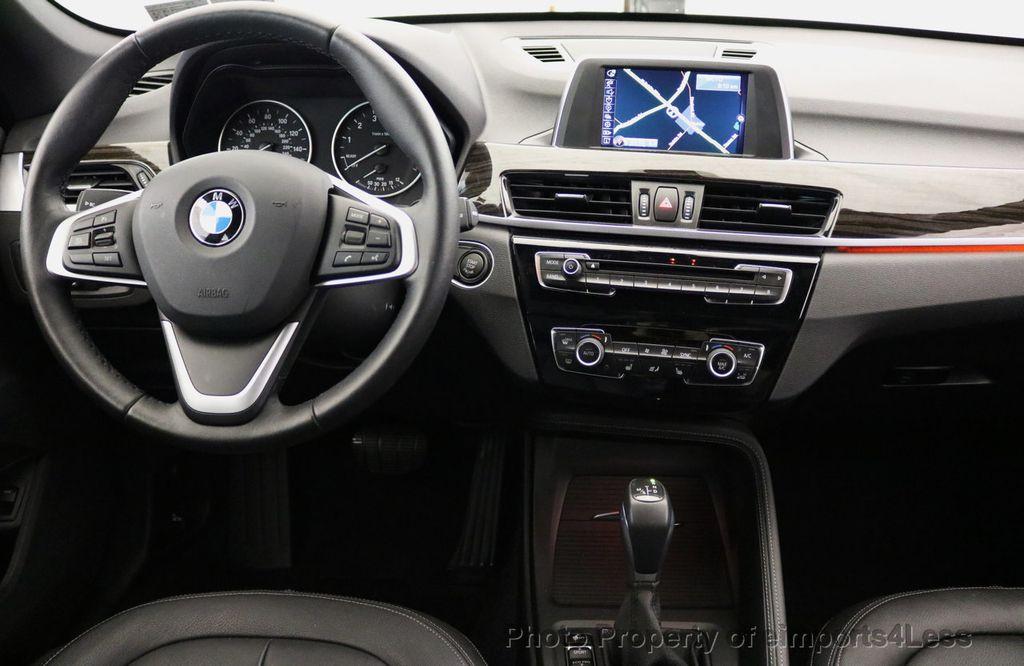 2017 BMW X1 CERTIFIED X1 xDRIVE XLINE AWD CAMERA PANO NAVIGATION - 17613061 - 35
